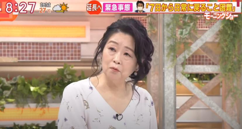コロナ 岡田 モーニングショー